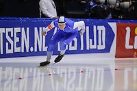 SCHAATSEN: HEERENVEEN: Thialf, KPN NK sprint, 29-12-11, Lennart Velema, ©foto: Martin de Jong