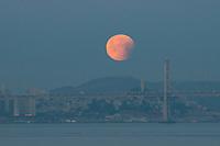 2018 - Alameda Lunar Eclipse