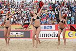31.05.2015, Moskau, Vodny Stadion<br /> Moskau Grand Slam, Main Draw / Finale<br /> <br /> Feature Entertainment / Cheerleader<br /> <br />   Foto &copy; nordphoto / Kurth