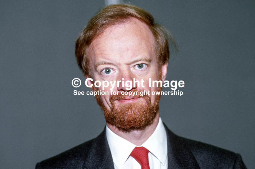 Robin Cook, MP, Labour Party, UK, 19870922RC.<br /> <br /> Copyright Image from Victor Patterson,<br /> 54 Dorchester Park, <br /> Belfast, UK, BT9 <br /> <br /> t1: +44 28 9066 1296 (from Rep of Ireland 048 90661296)<br /> t2: +44 28 9002 2446 (from Rep of Ireland 048 9002 2446)<br /> <br /> m: +44 7802 353836<br /> <br /> e: victorpatterson@me.com<br /> www.victorpatterson.com<br /> <br /> Please see my Terms and Conditions of Use at www.victorpatterson.com. It is IMPORTANT that you familiarise yourself with them.<br /> <br /> Images used on the Internet must be visibly watermarked i.e. &copy; Victor Patterson<br /> within the body of the image and copyright metadata must not be deleted. Images <br /> used on the Internet have a size restriction of 4kbs and will be chargeable at current<br />  NUJ rates unless agreed otherwise.<br /> <br /> This image is only available for the use of the download recipient i.e. television station, newspaper, magazine, book publisher, etc, and must not be passed on to any third <br /> party. It is also downloaded on condition that each and every usage is notified within 7 days to victorpatterson@me.com<br /> <br /> The right of Victor Patterson to be identified as the author is asserted in accordance with The Copyright Designs And Patents Act (1988). All moral rights are asserted.
