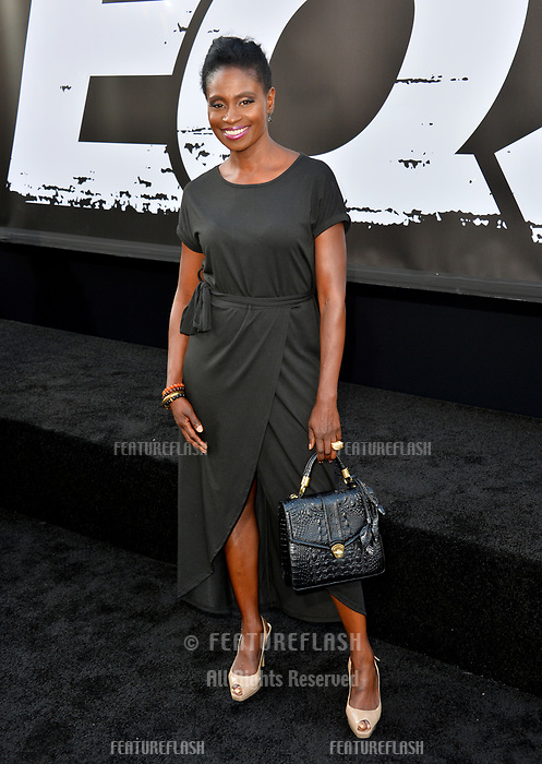 Adina Porter at the premiere for &quot;The Equalizer 2&quot; at the TCL Chinese Theatre, Los Angeles, USA 17 July 2018<br /> Picture: Paul Smith/Featureflash/SilverHub 0208 004 5359 sales@silverhubmedia.com