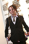 Duke Special at the Meteor Awards in the RDS...Photo NEWSFILE/Jenny Matthews.(Photo credit should read Jenny Matthews/NEWSFILE)....This Picture has been sent you under the condtions enclosed by:.Newsfile Ltd..The Studio,.Millmount Abbey,.Drogheda,.Co Meath..Ireland..Tel: +353(0)41-9871240.Fax: +353(0)41-9871260.GSM: +353(0)86-2500958.email: pictures@newsfile.ie.www.newsfile.ie.FTP: 193.120.102.198.