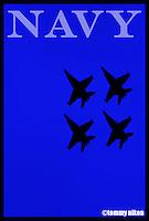 Mock ad, Blue Angels