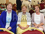 Isobel Winters, Olive Murdock and Christine Carolan at the official opening of the new Associated Bridge Clubs of Drogheda (ABCD) headquaters on the Fair Green. Photo:Colin Bell/pressphotos.ie