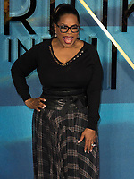 Oprah Winfrey attends A WRINKLE IN TIME European Premiere - London, UK  March 13, 2018. Credit: Ik Aldama/DPA/MediaPunch ***FOR USA ONLY***