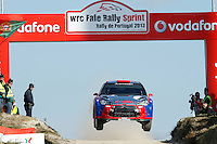 Robert Kubica (POL) and Macek Baran (POL), Citroën DS3 RRC during WRC Fafe Rally Sprint 2013, in Fafe, Portugal on April 6, 2013 (Photo Credits: Paulo Oliveira/DPI/NortePhoto)
