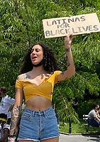 JUN 06 Black Lives Matter Anti Police Violence March Protest