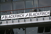 Blackfinch signage during Worcestershire CCC vs Essex CCC, Specsavers County Championship Division 1 Cricket at Blackfinch New Road on 11th May 2018