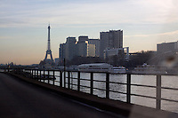 Parigi: veduta della Torre Eiffel