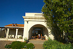 The Cavas Wine Lodge in Mendoza, Argentina.
