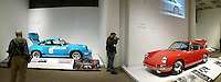 Porsche Design Exhibit by Jonathan Green
