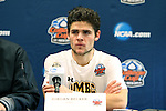 12 December 2014: UMBC's Jordan Becker. The University of Virginia Cavaliers played the University of Maryland Baltimore County Retrievers at WakeMed Stadium in Cary, North Carolina in a 2014 NCAA Division I Men's College Cup semifinal match. Virginia won the game 1-0.