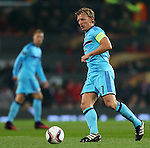 Dirk Kuyt of Feyenoord during the UEFA Europa League match at Old Trafford, Manchester. Picture date: November 24th 2016. Pic Matt McNulty/Sportimage