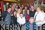 Cinderella Cast: Members of the Beale GAA club who took part in the Cinderella Pantomine at the Tintean Theatre, Ballybunion celebrating their success at the Bunker's Bar, Ballybunion  on  Saturday night last.