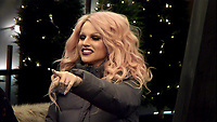 Courtney Act<br /> Celebrity Big Brother 2018 - Day 7<br /> *Editorial Use Only*<br /> CAP/KFS<br /> Image supplied by Capital Pictures