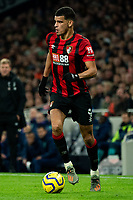 Bournemouth's Dominic Solanke during the match against Tottenham Hotspur<br /> <br /> Photographer Stephanie Meek/CameraSport<br /> <br /> The Premier League - Tottenham Hotspur v Bournemouth - Saturday 30th November 2019 - Tottenham Hotspur Stadium - London<br /> <br /> World Copyright © 2019 CameraSport. All rights reserved. 43 Linden Ave. Countesthorpe. Leicester. England. LE8 5PG - Tel: +44 (0) 116 277 4147 - admin@camerasport.com - www.camerasport.com