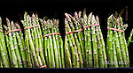Still life: asparagus, food, vegetable, green, kitchen photo