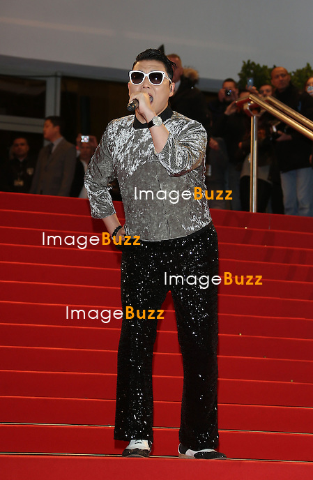 PSY/ January 26,, 2013- Psy attends the NRJ Music Awards at Palais des Festivals in Cannes, France.