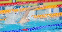 Wales' Jack Thomas takes the bronze medal in the men's para-sport 200m freestyle S14 final<br /> <br /> Photographer Chris Vaughan/CameraSport<br /> <br /> 20th Commonwealth Games - Day 3 - Saturday 26th July 2014 - Swimming - Tollcross International Swimming Centre - Glasgow - UK<br /> <br /> © CameraSport - 43 Linden Ave. Countesthorpe. Leicester. England. LE8 5PG - Tel: +44 (0) 116 277 4147 - admin@camerasport.com - www.camerasport.com