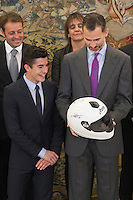 King Felipe VI Royal
