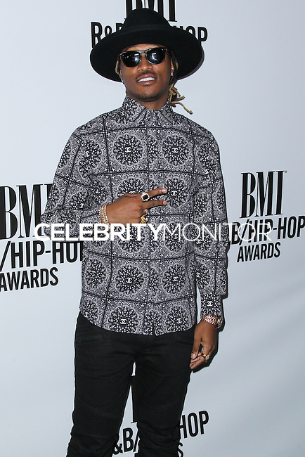 HOLLYWOOD, LOS ANGELES, CA, USA - AUGUST 22: Future, Nayvadius Cash at the BMI R&B/Hip-Hop Awards 2014 held at the Pantages Theatre on August 22, 2014 in Hollywood, Los Angeles, California, United States. (Photo by Xavier Collin/Celebrity Monitor)