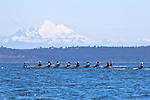 Port Townsend, Rat Island Regatta, Oregon Rowing Unlimited, rowers, kayakers, standup paddlers, racing, Sound Rowers, Rat Island Rowing Club, Puget Sound, Olympic Peninsula, Washington State, water sports, rowing, kayaking, competition,