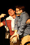 Free Love Forum at Sketchfest NYC, 2008. Sketch Comedy Festival at the Upright Citizen's Brigade Theatre, New York City.