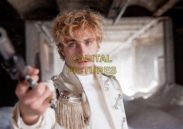 Aaron Johnson.in Anna Karenina (2012).*Filmstill - Editorial Use Only*.CAP/FB.Supplied by Capital Pictures.
