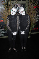 www.acepixs.com<br /> January 11, 2017  New York City<br /> <br /> Jackie Robbins and Joyce Robbins attending Netflix&rsquo;s world premiere of Lemony Snicket&rsquo;s 'A Series of Unfortunate Events' at AMC Lincoln Square on January 11, 2017 in New York City.<br /> <br /> <br /> Credit: Kristin Callahan/ACE Pictures<br /> <br /> <br /> Tel: 646 769 0430<br /> Email: info@acepixs.com