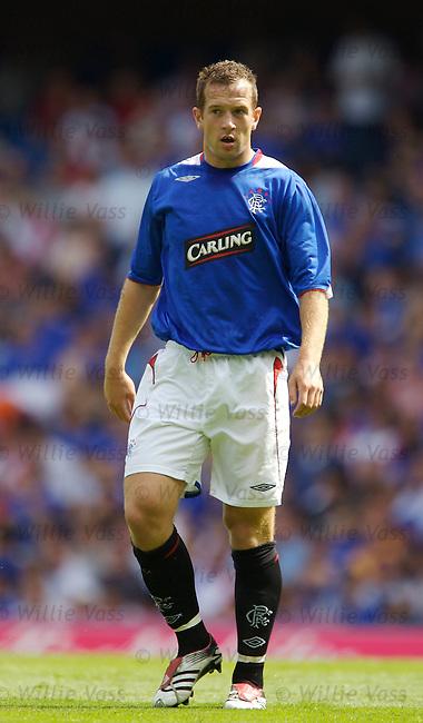 Charlie Adam, Rangers.stock season 2006-2007.pic willie vass