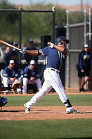 Trae Santos - San Diego Padres 2016 spring training (Bill Mitchell)