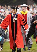 commencement, graduation, 2013