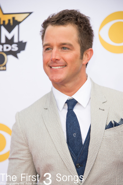 Easton Corbin attends the 50th Academy Of Country Music Awards at AT&T Stadium on April 19, 2015 in Arlington, Texas.
