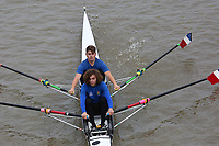 Crew: 181   ROS-ROBERTS    Ross Rowing Club    Op J16 2x Club <br /> <br /> Pairs Head 2017<br /> <br /> To purchase this photo, or to see pricing information for Prints and Downloads, click the blue 'Add to Cart' button at the top-right of the page.