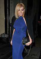 Michelle Collins at the Children With Cancer Ball, Grosvenor House Hotel, Park Lane, London, England, UK, on Saturday 11 November 2017.<br /> CAP/CAN<br /> &copy;CAN/Capital Pictures