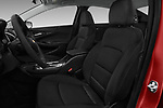 Front seat view of 2016 Chevrolet Malibu 1LT 4 Door Sedan Front Seat  car photos