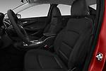 Front seat view of 2016 Chevrolet Malibu 1LT 4 Door Sedan Front Seat  car photos