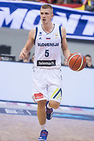 Slovenia Luka Rupnik during FIBA European Qualifiers to World Cup 2019 between Spain and Slovenia at Coliseum Burgos in Madrid, Spain. November 26, 2017. (ALTERPHOTOS/Borja B.Hojas) /NortePhoto NORTEPHOTOMEXICO