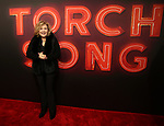 "Brenda Vaccarro attends the Broadway Opening Night of ""Torch Song"" at the Hayes Theater on Noveber 1, 2018 in New York City."