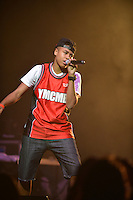 MIAMI, FL - AUGUST 31: Torion performs during Scream Tour with the Next Generation Pt. 2 at James L Knight Center on August 31, 2012 in Miami, Florida. (photo by: MPI10/MediaPunch Inc.) /NortePhoto.com<br />