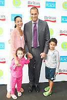 Crissy Barker, Nigel Barker, Jasmine Barker and Jack Barker at the 2012 Baby Buggy Bedtime Bash hosted by Jessica And Jerry Seinfeld on June 6, 2012 in New York City. © mpi44/MediaPunch Inc. ***NO GERMANY***NO AUSTRIA***