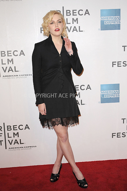 WWW.ACEPIXS.COM . . . . . .April 22, 2011...New York City...Riley Keough attends the premiere of 'The Good Doctor' during the 2011 Tribeca Film Festival at BMCC Tribeca PAC on April 22, 2011 in New York City....Please byline: KRISTIN CALLAHAN - ACEPIXS.COM.. . . . . . ..Ace Pictures, Inc: ..tel: (212) 243 8787 or (646) 769 0430..e-mail: info@acepixs.com..web: http://www.acepixs.com .