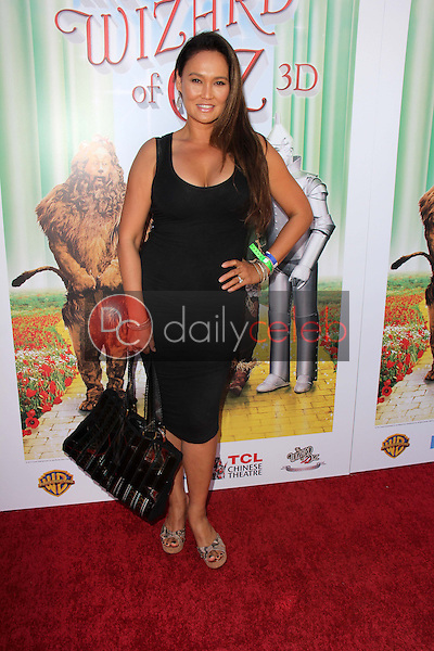 """Tia Carrere<br /> at """"The Wizard Of Oz 3D"""" World Premiere Screening and Grand Opening of the TCL Chinese IMAX Theater, Chinese Theater, Hollywood, CA 09-15-13<br /> David Edwards/DailyCeleb.com 818-249-4998"""