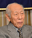 Former political reporter Takichi Nishiyama at FCCJ