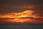 sunset, Todd's Point near Noyo Harbor