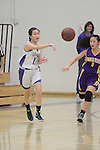 2017 LAHS Girls Basketball vs. Monta Vista