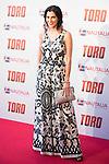 "Cecilia Gessa attends to the premiere of the spanish film ""Toro"" at Kinepolis Cinemas in Madrid. April 20, 2016. (ALTERPHOTOS/Borja B.Hojas)"