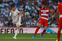 Real Madrid CF's Fede Valverde during La Liga match. Oct 05, 2019. (ALTERPHOTOS/Manu R.B.)<br /> Liga Spagna 2019/2020 <br /> Real Madrid - Grenada <br /> Foto Alterphotos / Insidefoto <br /> ITALY ONLY