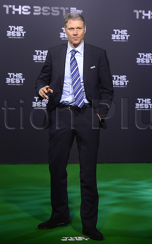 09.01.2017. Zurich, Switzerland.  Dutch coach Marco van Basten arrives at the FIFA World Players of the Year 2016 gala in Zurich, Switzerland, 9 January 2017.