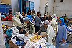 Mercado de rua. Cidade de Kairouan. Tunisia. 2009. Foto de Caio Vilela.